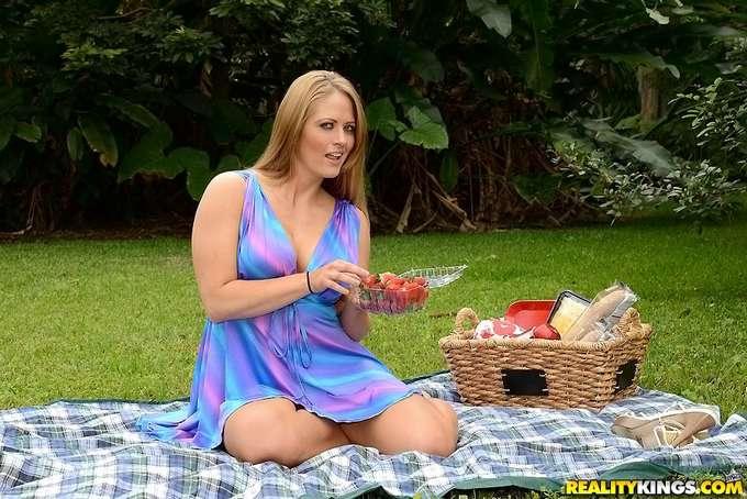 Mi suegra me invita a comer en el campo - foto 1