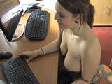 Como para concentrarse en mi trabajo … - Morenas