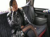 Otra madura penetrada en un taxi inglés - Amateur