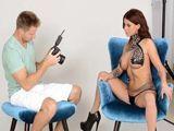 La sesión fotográfica se calienta ... - Fotos Porno