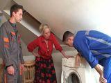 Los técnicos de la lavadora, me ponen !! - Madres