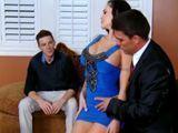De putas en plena reunión de trabajo - Actrices Porno