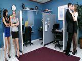 Mas que oficina parece una casa de putas - Zorras
