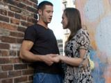 Porno en la calle con la guapa Tori Black - Actrices Porno