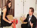 Me la follo antes de casarme con su amiga - Morenas
