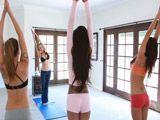 Vaya culo que tienen las alumnas de yoga - Cerdas
