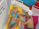 Lo que se liga siendo capitán de barco - Rubias