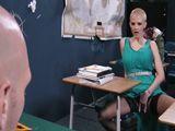 El profesor no se puede creer lo que esta viendo de su ... - XXX
